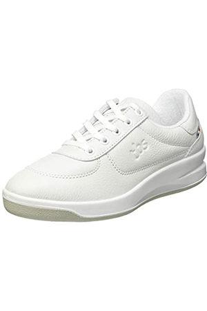 TBS Damen Brandy Sneaker, (Blanc + Col Blanc H7a07)