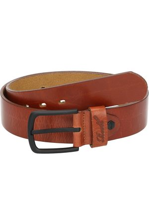 Reell Gürtel - All Black Buckle Belt