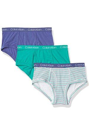 Calvin Klein Calvin Klein Jungen Modern Cotton Assorted Briefs Underwear, Multipack Unterhose