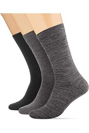 Hom Herren Socken & Strümpfe - Herren, 3Er Pack Socken Aus Hochwertiger Wolle