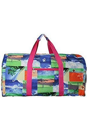World Traveler Unisex-Erwachsene Value Series Summer 22-inch Lightweight Duffel Bag - Surf Seesack