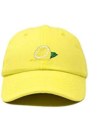 DALIX Herren Caps - Lemon Hat Baseball Cap - - Einheitsgröße
