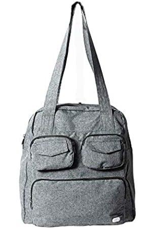 Lug Damen Puddle Jumper Packable, Heather Grey Seesack