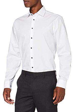 Seidensticker Herren Business - Herren Business Hemd - Bügelfreies