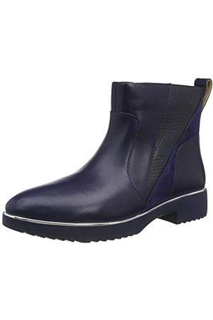 FitFlop Damen Cb5-090 Salma Zip Ankle Boot-Lizard Mix