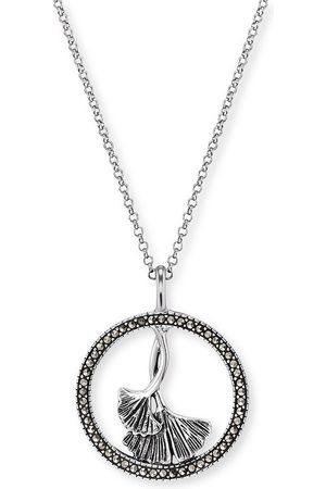 Engelsrufer Halskette - Ginkgo - ERN-GINKGO-MA