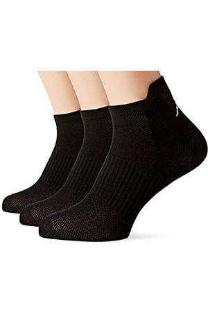 Kappa 6 Paar Sneaker Socken Schwarz Herren 39/42