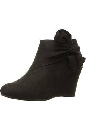 CL by Chinese Laundry Women's Vivid Ankle Bootie, Black Suede
