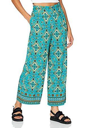 Springfield Damen Hosen & Jeans - Damen 5.pc.Pant Print Rustic Vi-c/25 Hose