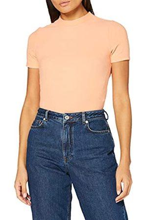 Pimkie Damen TSW20 TSNYC T-Shirt, Orange Clair