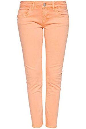 ATT ATT Jeans Damen 5 Pocket Jeans | Damenhose | Slim Fit | Leichte Waschung | Offene Saumkanten Leoni