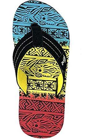REDVOLUTION REDVOLUTION Bali Flip-Flop für Jungen mit tropischem Muster