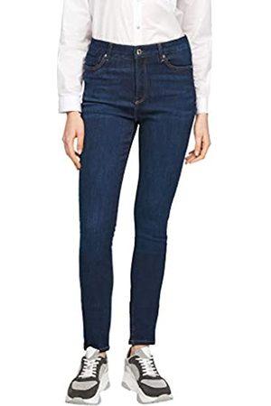 s.Oliver Damen Skinny Fit: High Waist-Jeans 38.30