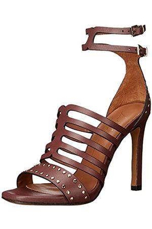 Lola Cruz Damen Knöchelriemen mit Doppelschnalle