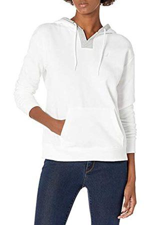 Nautica Damen Sweatshirts - Damen Women's Classic Fit Split Neck Hoodie Kapuzenpullover