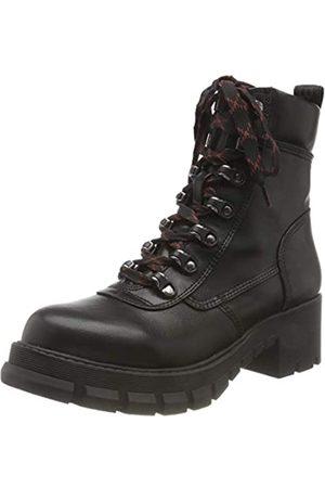 Buffalo Damen Melia Mode-Stiefel, Black
