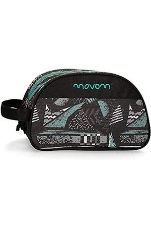 MOVOM Movom Arrow Anpassungsfähiger Vanity Case mit zwei Fächern 26x16x12 cms Polyester