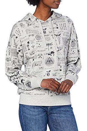Inside Damen 1SPGC12 Sweatshirts mit Hoodies