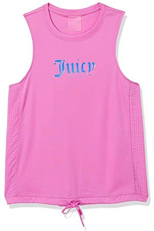 Juicy Couture Damen Tanktops - Damen Active Perforated Tank Pullunder