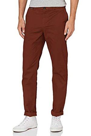Scotch&Soda Mens Stuart-Chino Regular Slim Fit-Baumwollstretch Casual Pants