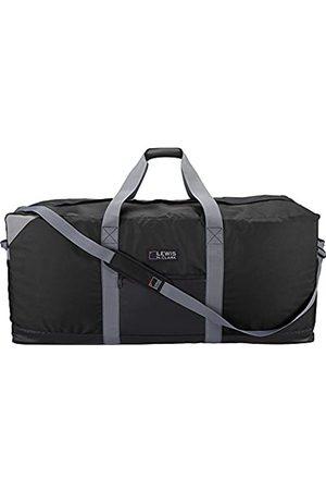 Lewis N. Clark Lewis N. Clark Strapazierfähige große Reisetasche für Damen und Herren, Handgepäck, Sporttasche, Daypack, Ditty Bag & Reiserucksack, Alternative mit Neopren-Ausrüstungstasche, 101