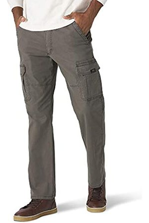 Wrangler Herren Authentics Stretch Cargo Pant Freizeithosen