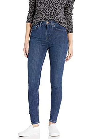 Nudie Jeans Damen Hightop Tilde Blue Tide Jeans