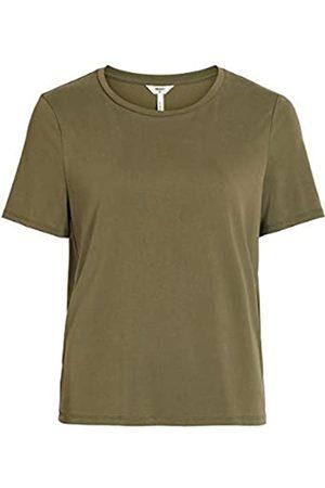 Object Damen Objannie S/S T-shirt Noos T Shirt