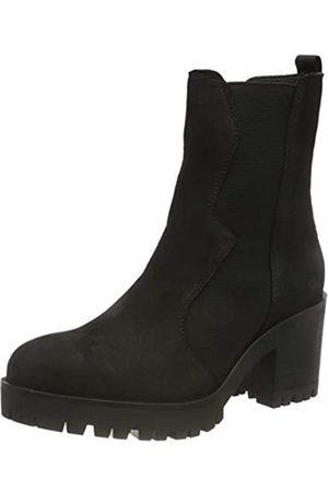 Buffalo Damen MUSA Mode-Stiefel, Black