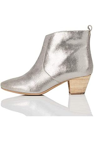 FIND FIND Casual Western Cowboystiefel, (Dusted Foil)
