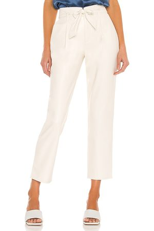 PAIGE Melila Vegan Leather Pant in . Size 2, 4, 6, 8.