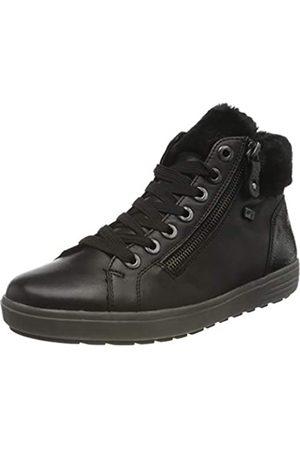 Remonte Damen D4473 Mode-Stiefel, /Black/Nero / 01