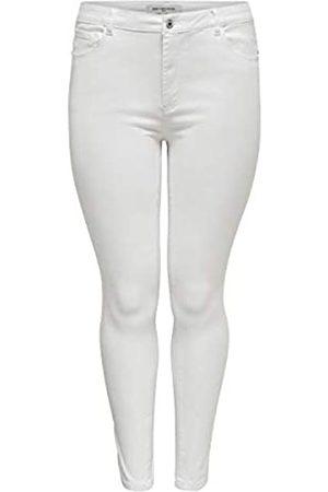 Carmakoma Damen Caraugusta Hw Skinny Noos Jeans