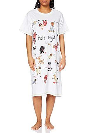Hatley Damen Ruff Night Nachthemd