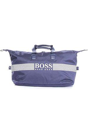 HUGO BOSS Unisex-Erwachsene Pixel Nylon Weekender Bag Seesack