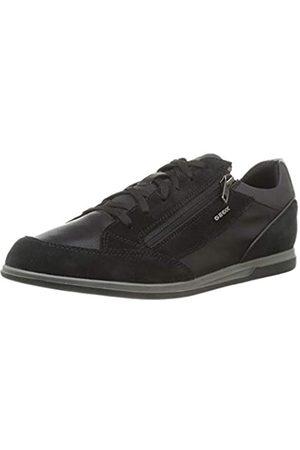 Geox Herren U Renan A Sneaker, (Black)