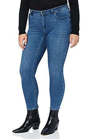 Carmakoma Damen CARWILMA Life REG SK ANK Jeans ANA02 Hose