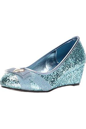 Ellie Shoes Ellie Shoes Women's 018-princess Wedge Pump, Blue