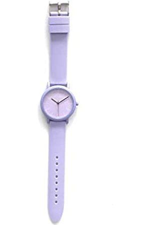 Paul Jarrel Paul Jarrel Unisex Erwachsene Analog Japanischer Quarz Uhr mit Silikon Armband PJ20201