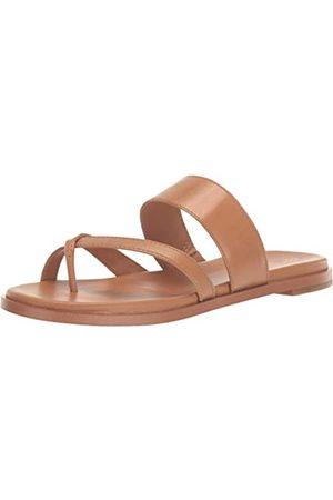 Cole Haan Damen Felicia Grand Thong Sandale, Pecan-Leder