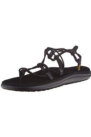 Teva Damen Voya Infinity Sandal Womens Pantoffeln, (Black Blk)