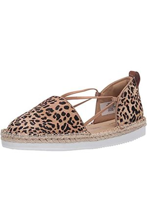 Rockport Flache Damen-Wanderhalbschuhe, (leopard)