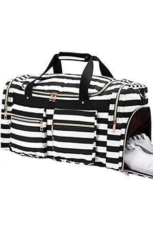 BLUBOON Weekender Reisetasche für Damen und Herren