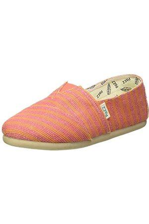 Paez Paez Damen Classic Gum Stripes Espadrilles, Pink (Pink 036)
