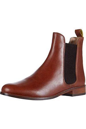 Joules Tom Joule Damen Westbourne Chelsea Boots, (Tan Tan)