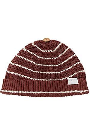Noppies Baby-Unisex U Hat Breyten STR Hut, Mahoganey-P223
