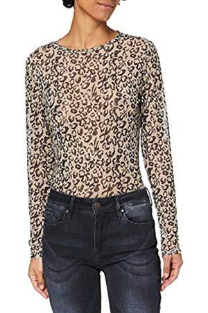 Herrlicher Damen Slim - Damen Super G Slim Reused Denim Black Jeans