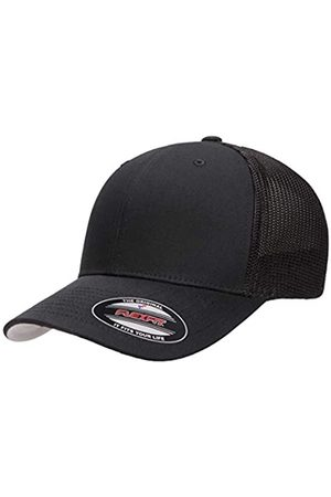 Flexfit Herren Caps - Herren Trucker Mesh Fitted Cap Kappe