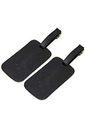 Logical Leather Logical Leather Gepäckanhänger aus echtem Leder mit verstellbarem Lederband