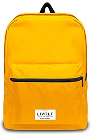 Livolt Livolt Unisex-Erwachsene Spectra Yellow Rucksack